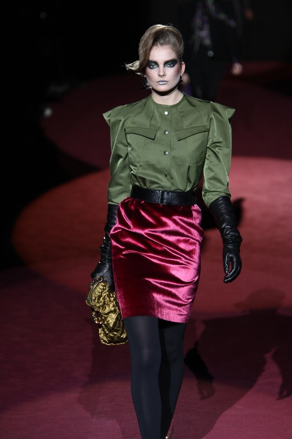 Marc Jacobs fall winter 2009–2010. Изображение № 17.
