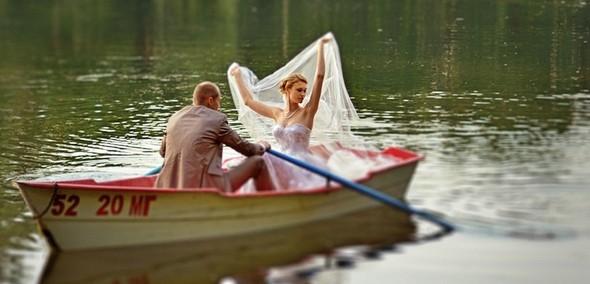 Цвет свадебного дня или праздник длиною в жизнь. Изображение № 31.