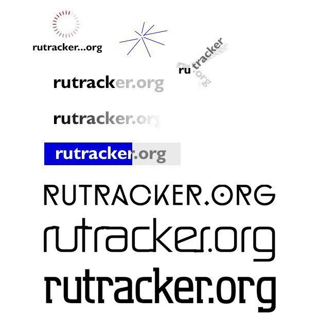 Конкурс редизайна: Новый логотип Rutracker.Org. Изображение № 12.