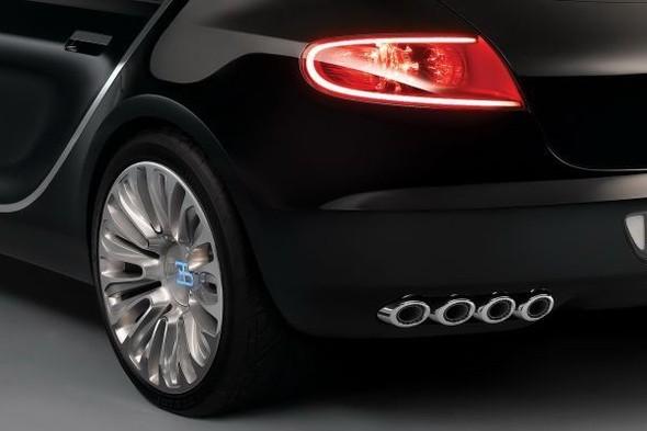 Новый Bugatti Galibier 16C. Изображение № 23.