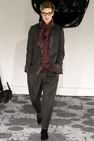 Неделя моды в Париже: мужские показы. Изображение № 28.