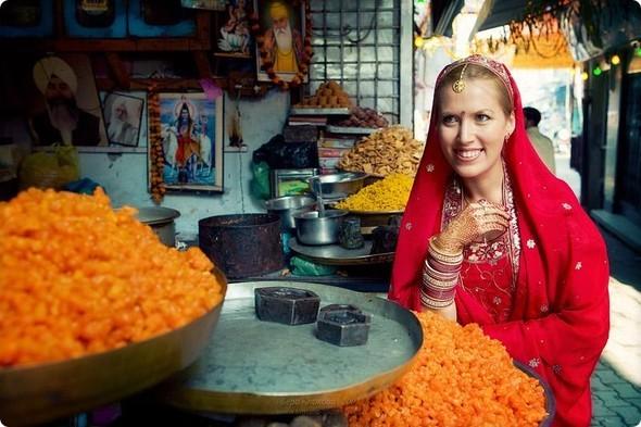 Надя иЧаранджит – Индийская сказка. Изображение № 2.