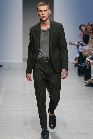 Неделя мужской моды в Милане: День 4. Изображение № 2.