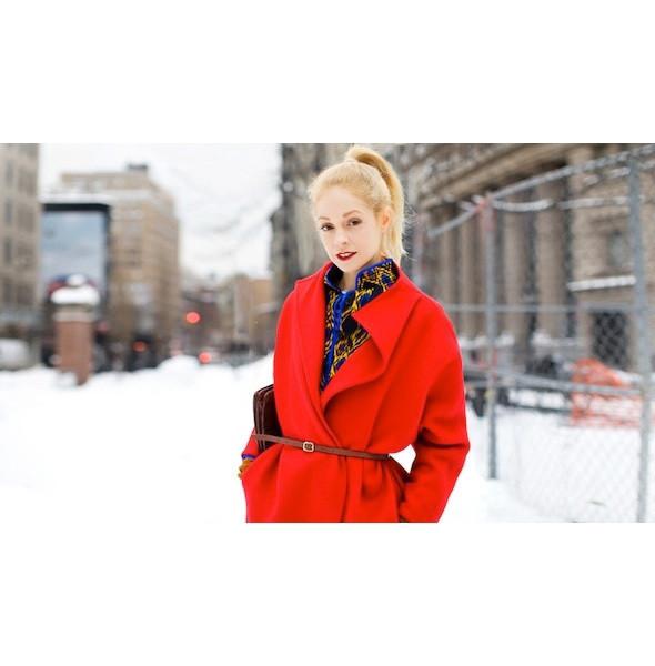 Изображение 43. На полях: 10 тенденций уличного стиля с прошедших недель моды.. Изображение № 43.