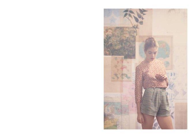 Показаны новые лукбуки Balenciaga, Chanel и Zac Posen. Изображение № 63.