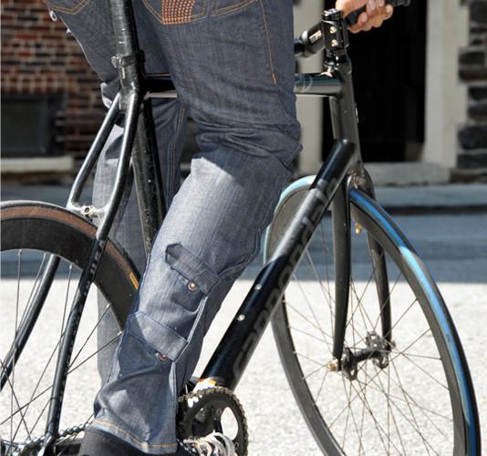 Osloh Bicycle Jeans. Изображение № 5.