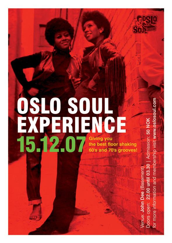 DJ BJOERN ESPEN (OSLO SOUL EXPERIENCE). Изображение № 18.