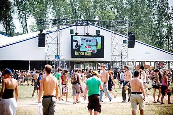 Фестиваль Pukkelpop в Бельгии: Развлечения кроме пива и шоколада. Изображение № 10.