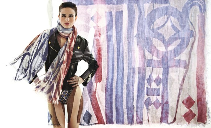 Уличные художники расписали платки Louis Vuitton. Изображение № 6.
