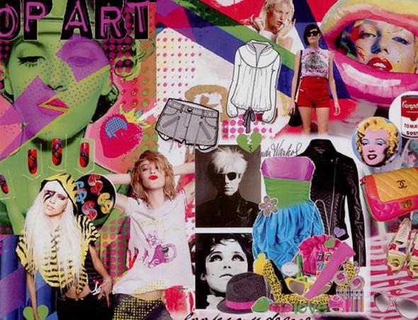 Pop-art. Яркий мир. Изображение № 23.