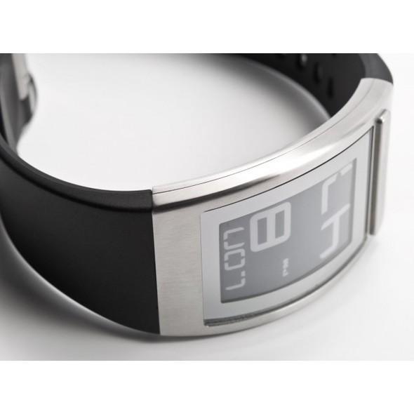 Изображение 4. Часы Phosphor WORLD TIME с дисплеем из электронной бумаги.. Изображение № 6.