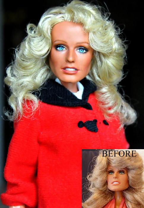 Куклы - селибрити Ноэля Круза. Изображение № 6.