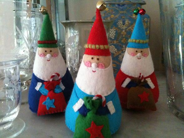 50 крутых самодельных новогодних игрушек. Изображение № 41.