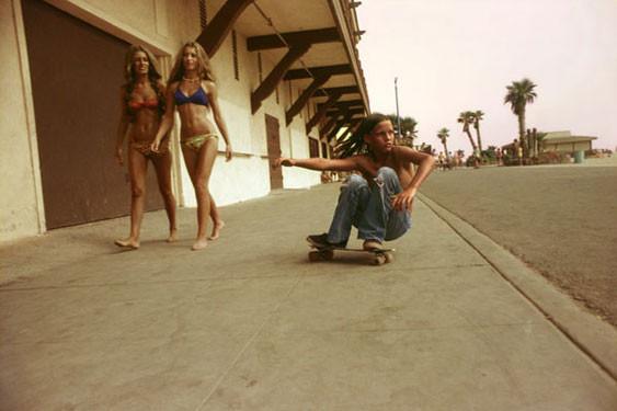 Hugh Holland. Скейтборд-хроники 70-х. Изображение № 8.