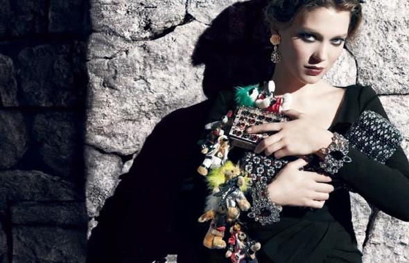 Кампания: Леа Сейду для Prada. Изображение № 6.