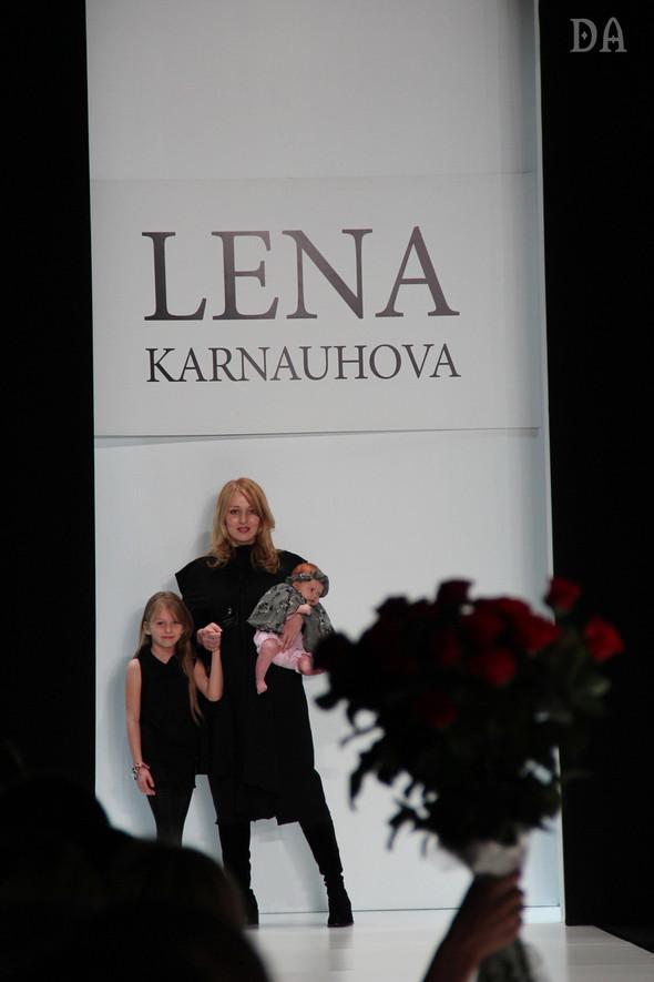 Mersedes-benz fashion week Russia, день первый. Показ Лены Карнауховой. Изображение № 1.