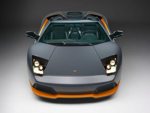 Lamborghini Murcielago LP650–4 Roadster. Изображение № 3.