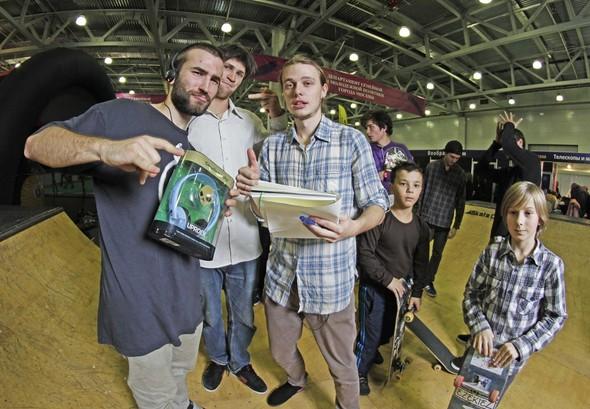 SkateCity: Окси vs Golovanov. Вся правда о битве школ!. Изображение № 8.