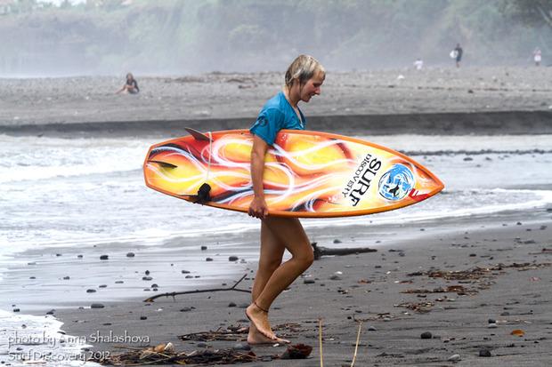 Результаты российских соревнований по серфингу Surf Jam Bali 2012. Изображение № 16.