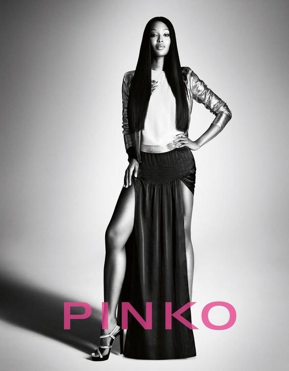 Кампания: Наоми Кэмпбелл для Pinko SS 2012. Изображение № 4.