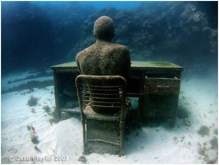 Подводная галерея. Изображение № 9.