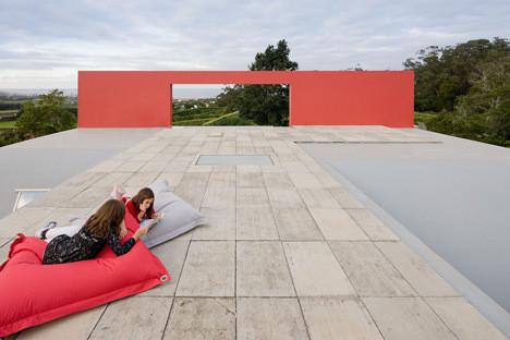 Изображение 6. Новый дом-птица архитектора Бернарду Родригеша.. Изображение № 6.