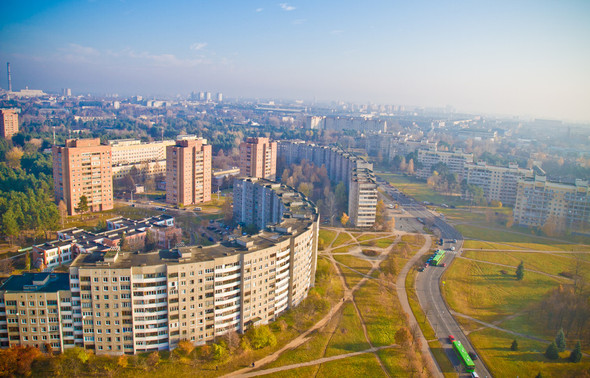 Другой ракурс города Минска. Изображение № 12.