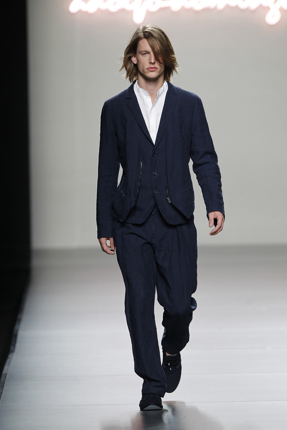 Madrid Fashion Week SS 2012: Adolfo Dominguez. Изображение № 16.
