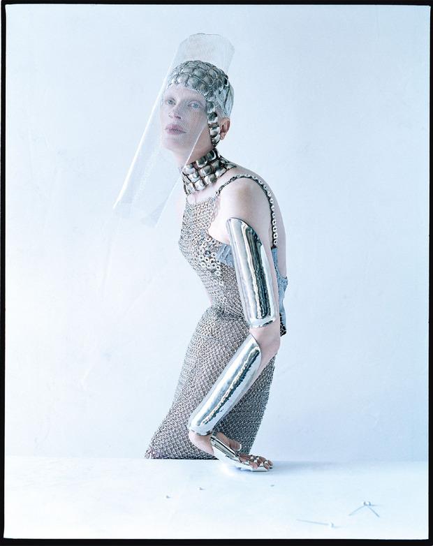 Новые съемки Dazed & Confused, Vogue, i-D и W Magazine. Изображение № 85.