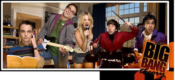 Изображение 4. TheBig Bang Theory (Теория Большого Взрыва).. Изображение № 1.
