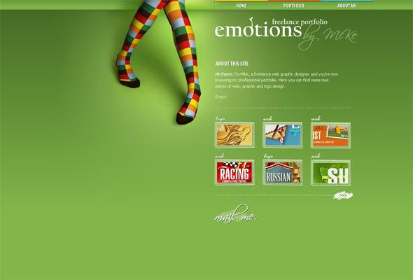 Подборка невероятных сайтов веб-дизайн студий. Изображение № 5.