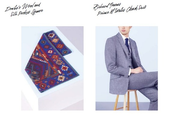 Новые мужские лукбуки Louis Vuitton, Marc Jacobs и Fred Perry. Изображение № 19.
