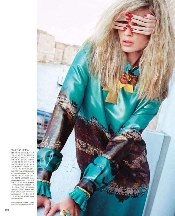 Съёмка: Юлия Штегнер для Vogue. Изображение № 5.