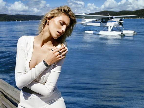 Изображение 12. Аня Рубик в рекламе Apart Jewelry.. Изображение № 12.