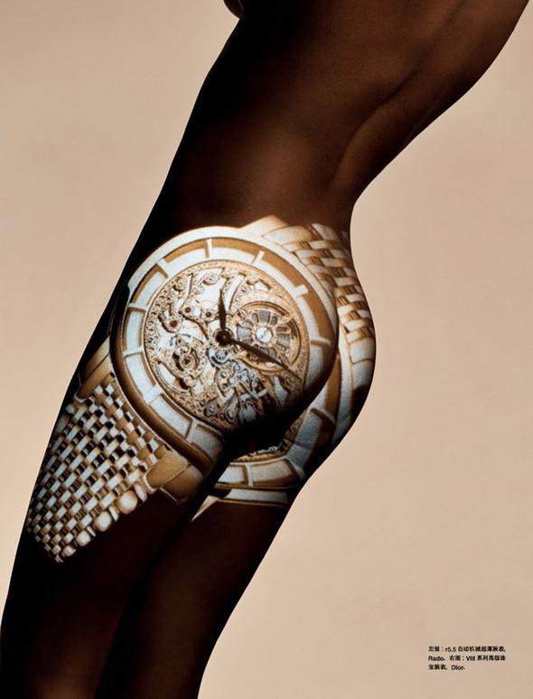 Изображение 8. Рекламная компания часов для Numero.. Изображение № 8.