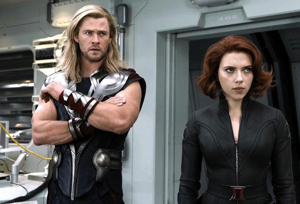 «Мстители» вошли в тройку самых кассовых фильмов всех времен. Изображение № 3.