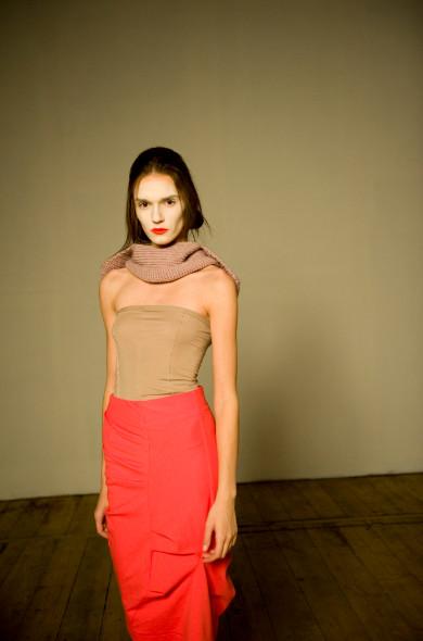 Молодой дизайнерский бренд Kristina Tops. Изображение № 5.