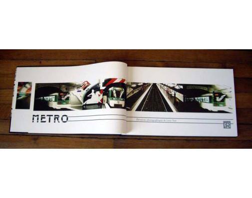 Метрополис: 9 альбомов о подземке в мегаполисах. Изображение № 162.