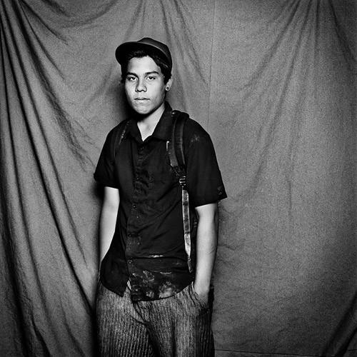 Классный час: Школьники в документальных фотографиях. Изображение № 11.