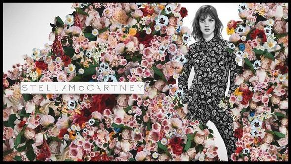 Кампания: Наталья Водянова для Stella McCartney SS 2012. Изображение № 2.