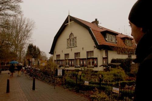Изображение 7. Амстердамский лес и городские окна.. Изображение № 9.