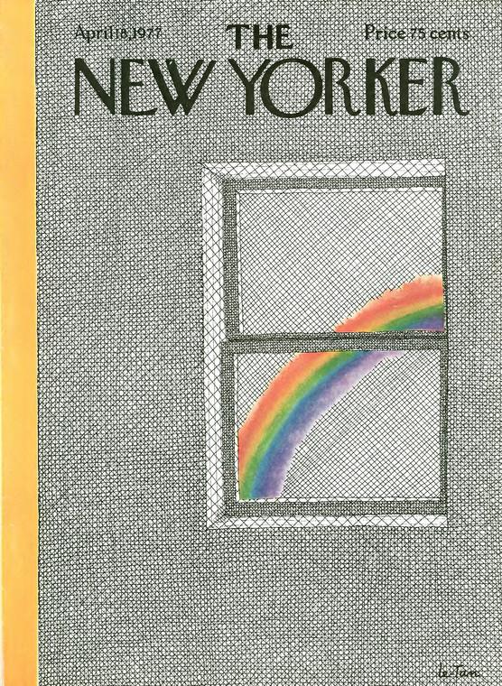 Обложки TheNew Yorker. Изображение № 53.