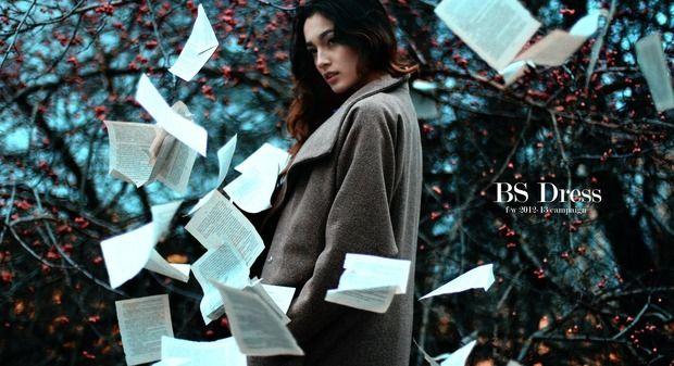 BS Dress f/w 2012-13 campaign. Изображение № 2.