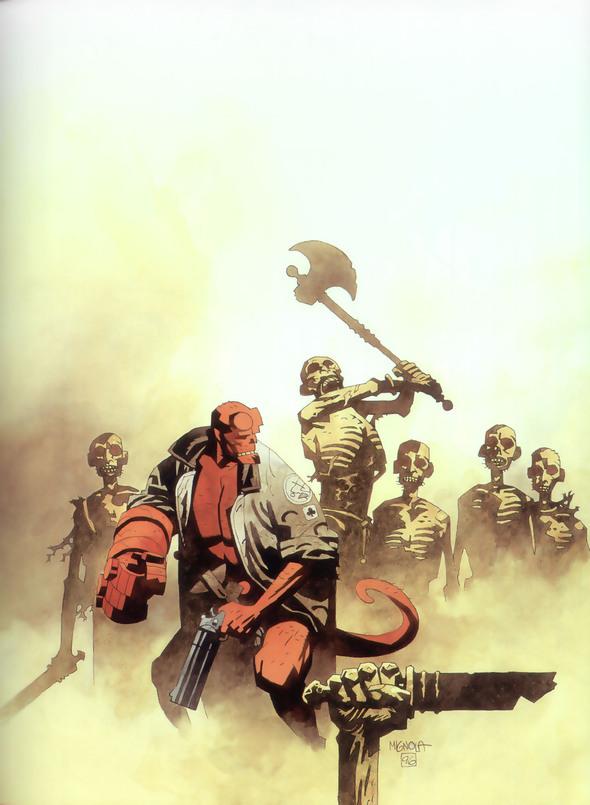 Hellboy. Изображение № 7.