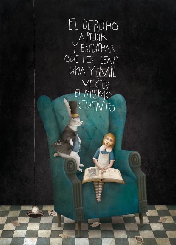 Luis Gabriel Pacheco - художник-иллюстратор. Изображение № 10.