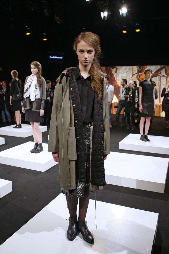 Berlin Fashion Week A/W 2012: Eva & Bernard. Изображение № 13.