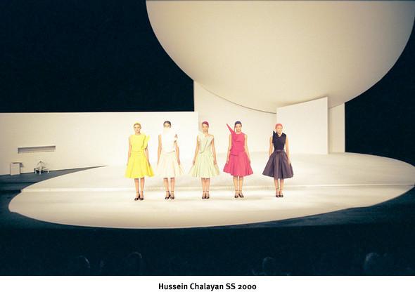 Хронология бренда: Hussein Chalayan. Изображение № 18.