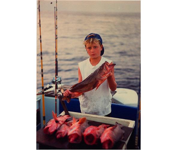 Фото-рыбалка Кори Арнольда. Изображение № 8.