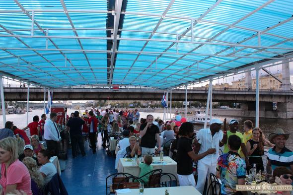 """""""Старая Гавана"""" в открытом плавании 22.07.2012. Изображение № 103."""