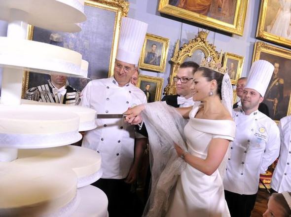 Свадьба шведской кронпринцессы Виктории. Изображение № 15.
